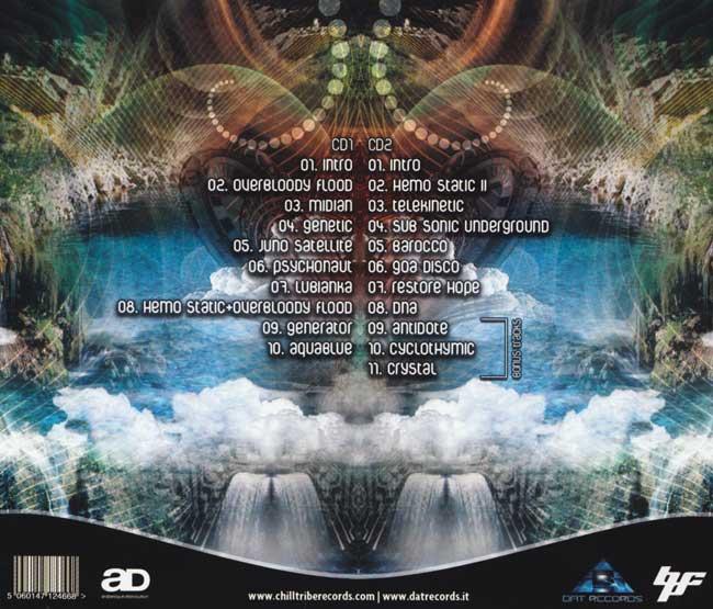 Blue Planet Corporation - A Blueprint For Survival[2 Disks] 2 -