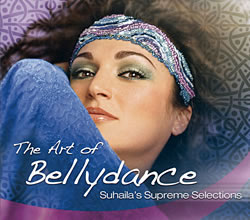 The Art of Bellydance - Suhaila's Supreme Selections(MCD-PEKO-134)
