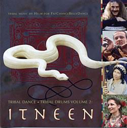 Tribal Dance Tribal Drums Volume 2 - Itneen - Helm and FCBD[CD]の写真