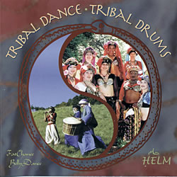 Tribal Dance Tribal Drums - Helm and FCBD[CD]の写真