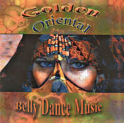Golden Oriental Belly Dance Musicの写真