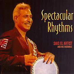 Spectacular Rhythm - Said El Artistの写真