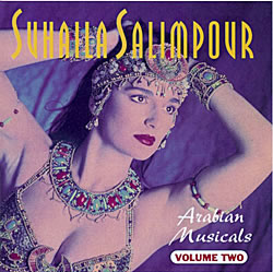 Suhaila Salimpour - Arabian Musicals Vol. 2 1