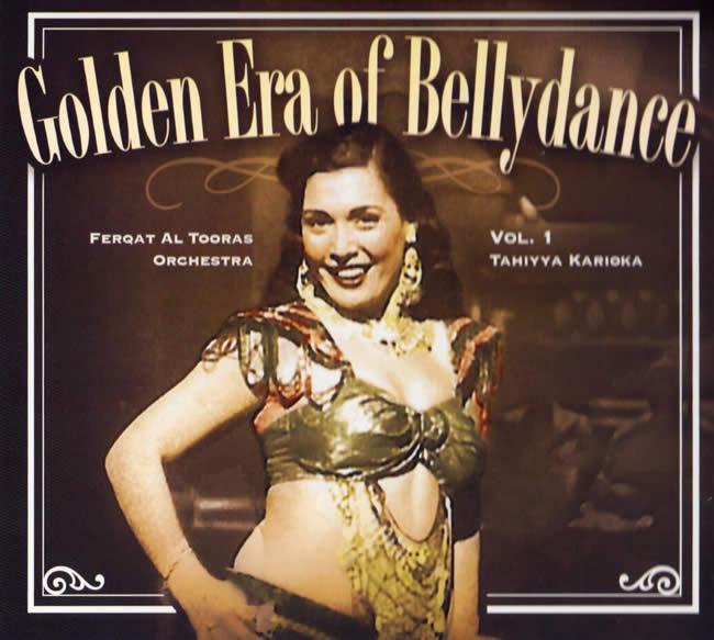 Golden Era of Bellydance Vol.1 Tahiyya Karioka[CD]の写真