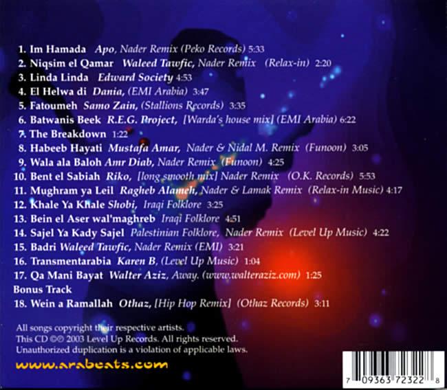 Music For The Hips - DJ Nader 2 -