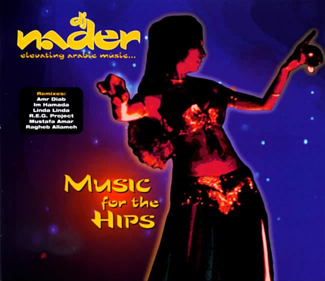 Music For The Hips - DJ Naderの写真