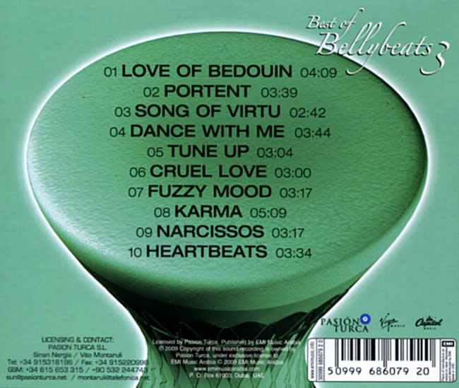 Best Of Bellybeats 3の写真2 -