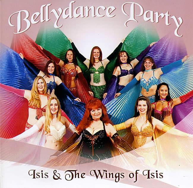 Belly Dance Party - Isis & The Wings of Isisの写真