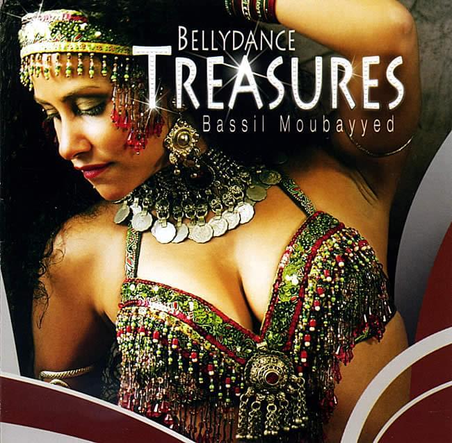 Bellydance Treasures Vol.3 - Bassil Moubayyed[CD]の写真