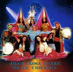 Arabic Dance Ensemble - Adam Basma[CD]