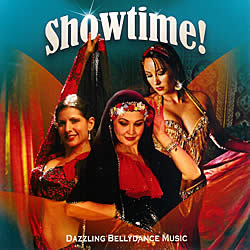 Showtime! - DAZZLING BELLYDANCE MUSICの写真