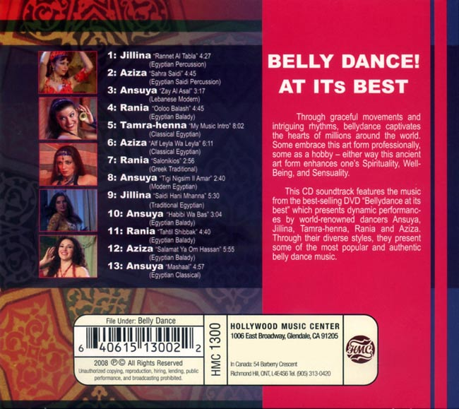 Belly Dance! At Its BEST 2 -