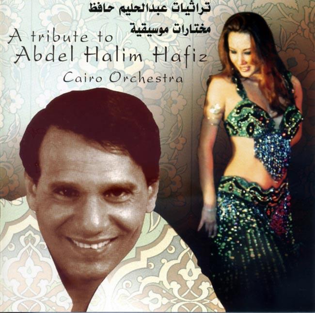A Tribute To Abdel Halim Hafiz - Cairo Orchestraの写真