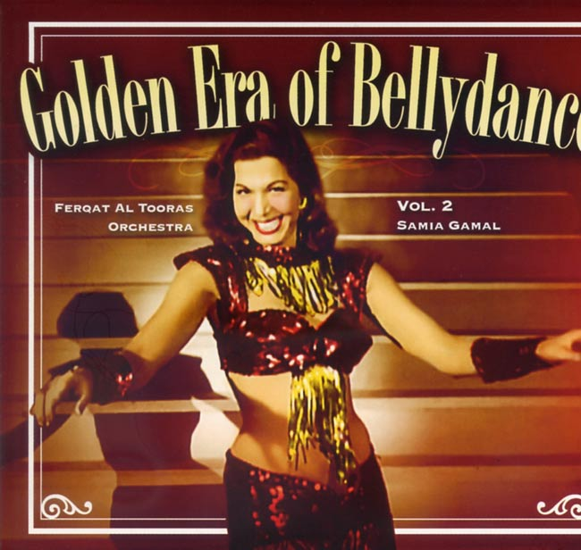 Golden Era of Bellydance Vol. 2 Samia Gamalの写真