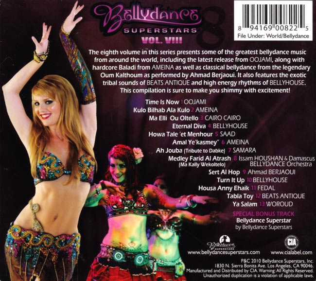 Bellydance Superstars Vol.8 2 -