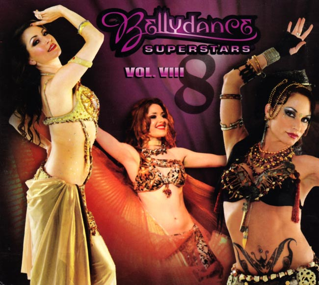 Bellydance Superstars Vol.8の写真