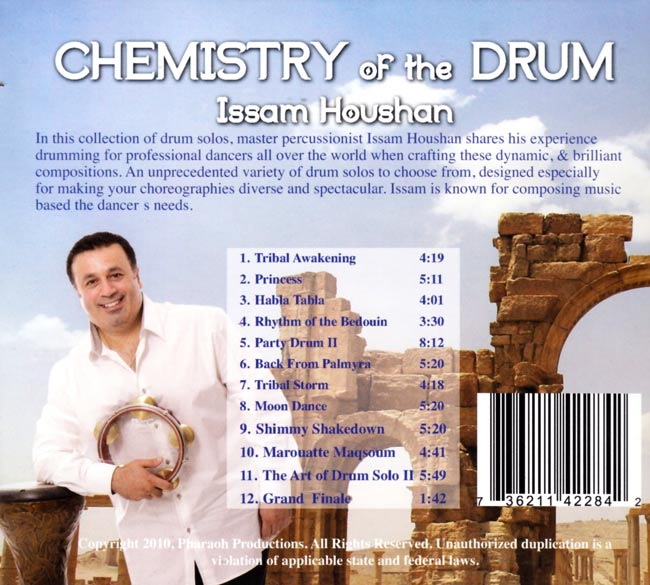 Chemistry of the DRUM 2 -