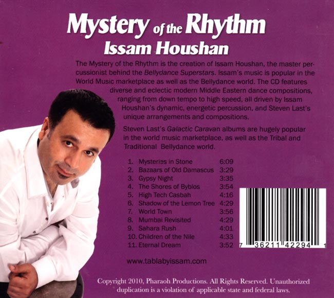 Mystery of the Rhythm - Issam Houshan 2 -