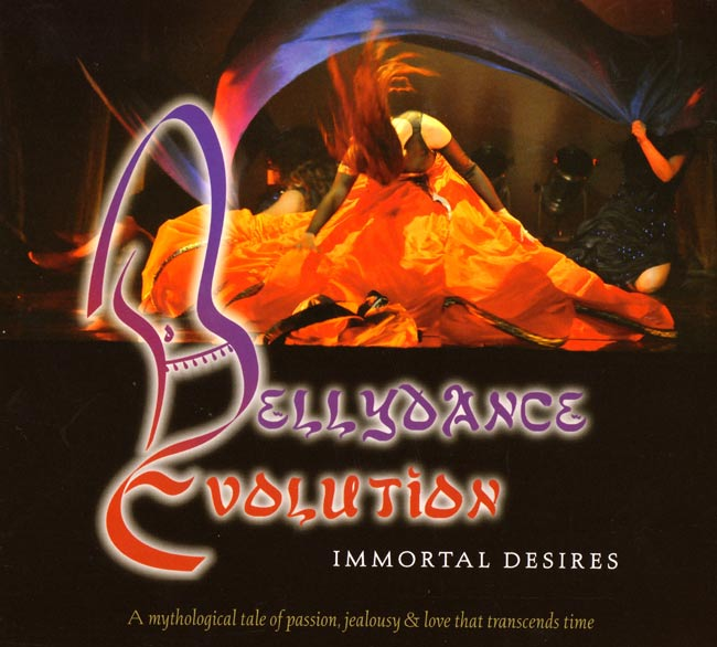 Bellydance Evolution - Immortal Desiresの写真
