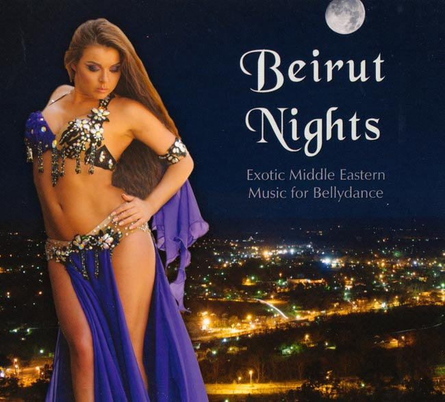 Beirut Nights - Exotic Middle Eastern Music For Bellydance[CD]の写真