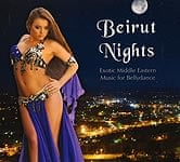 Beirut Nights - Exotic Middle Eastern Music For Bellydance[CD]