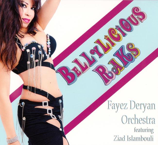 Bellylicious Raks[CD]の写真