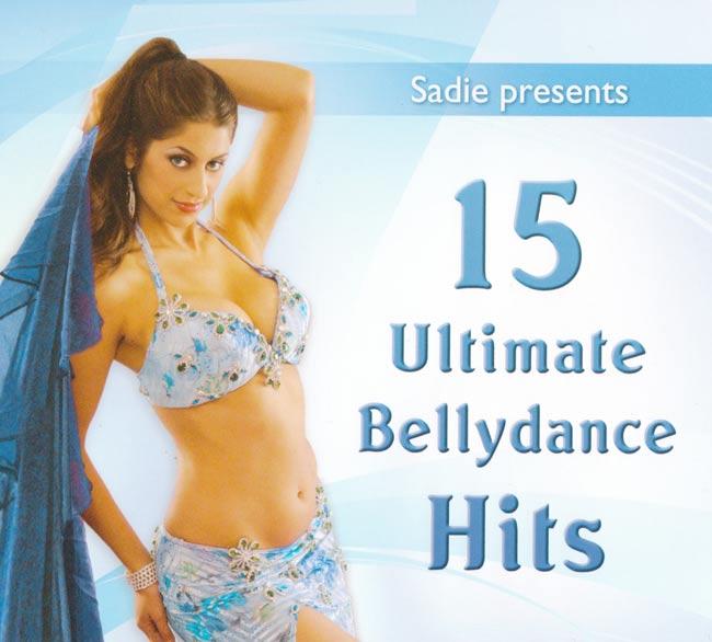 15 Ultimate Bellydance Hits[CD]の写真