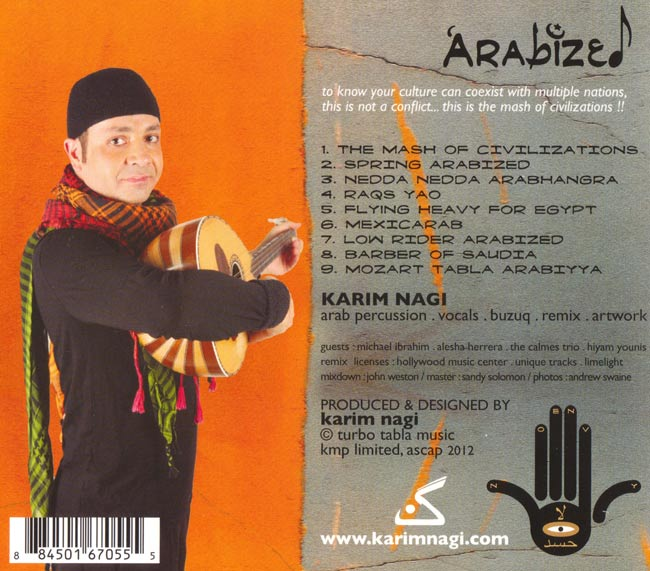Arabized[CD] 2 -