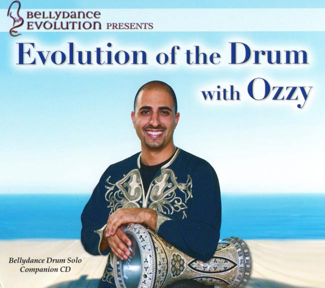 Evolution Of The Drum with Ozzy[CD]の写真