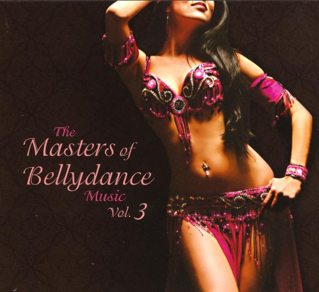 The Masters of Bellydance Music Vol.3の写真