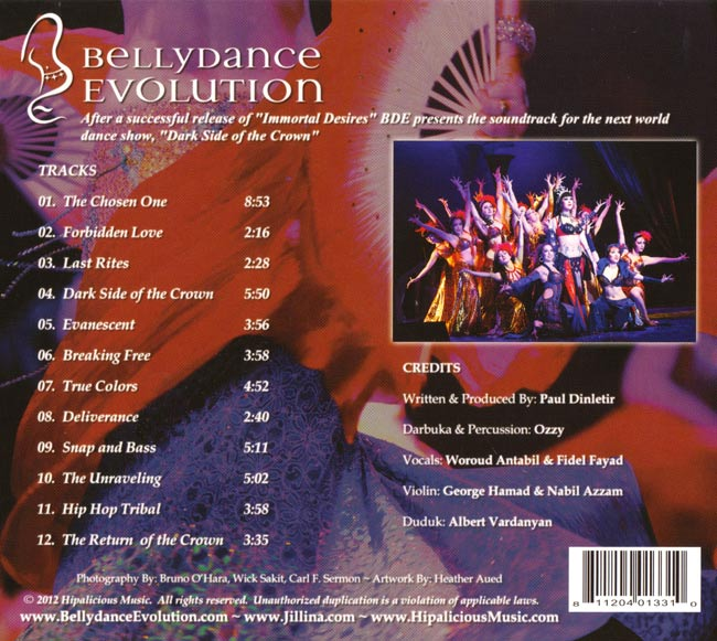 BellyDance Evolution - Dark Side Of The Crownの写真2 -