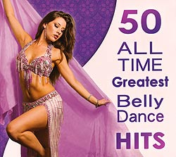 50 All Time Greatest Belly Dance Hits(MCD-PEKO-425)