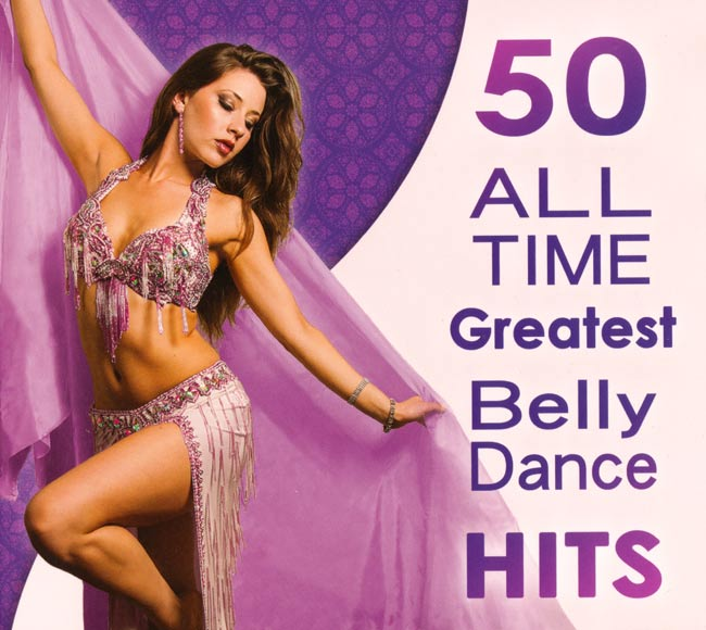 50 All Time Greatest Belly Dance Hitsの写真