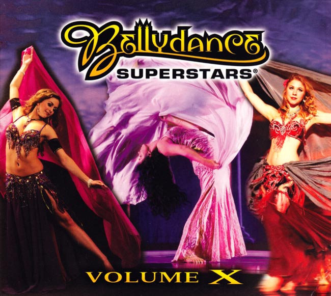 Bellydance SUPERSTARS Vol.10の写真