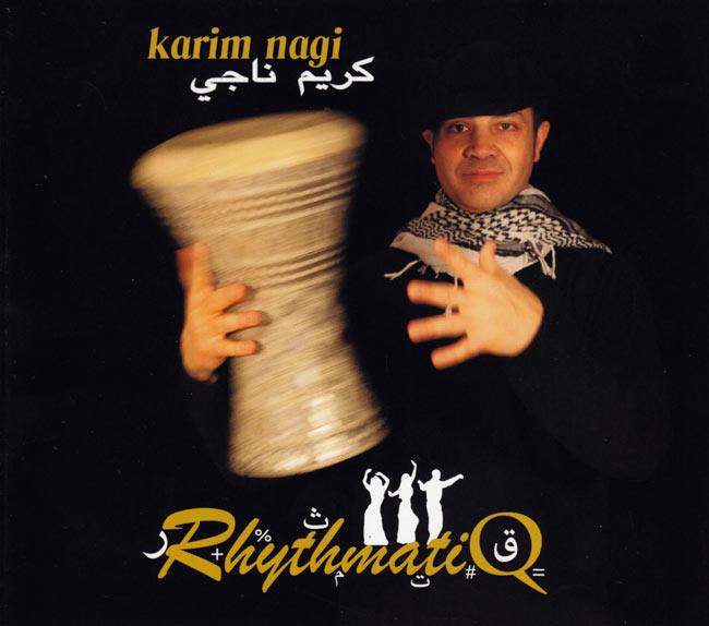 Karim Nagi - Rhythmatiqの写真
