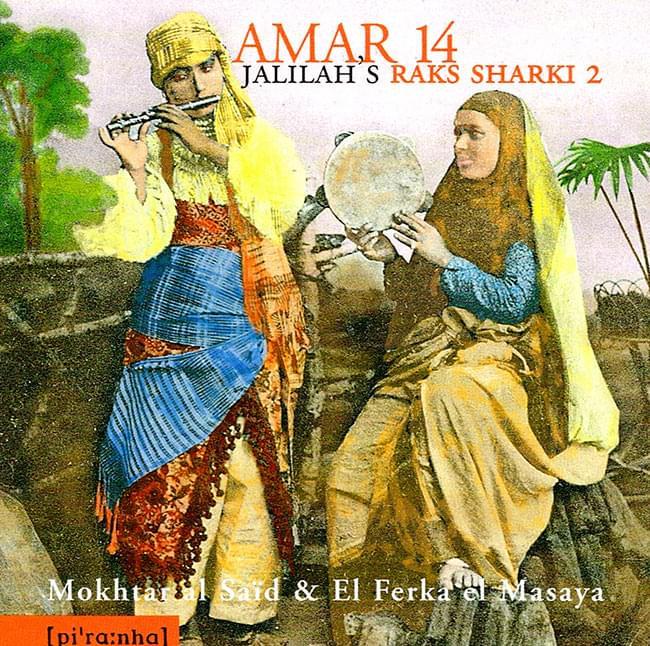 Jalilah's Raks Sharki 2 - Amar 14[CD]の写真
