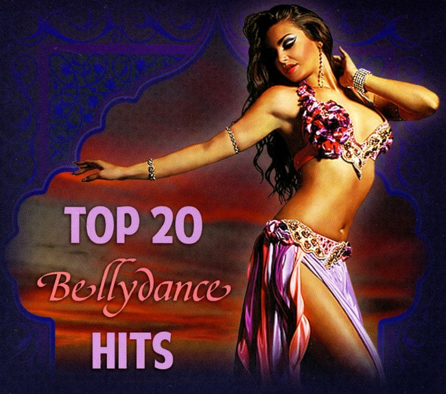 Top 20 Bellydance Hits[CD]の写真