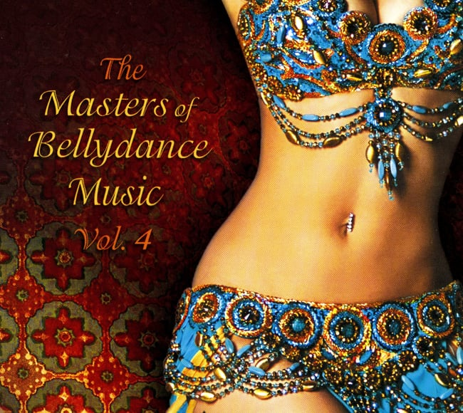 THE MASTERS OF BELLYDANCE MUSIC Vol.4[CD]の写真