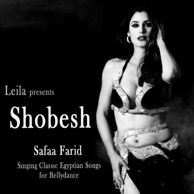 Leila Presents Shobesh[CD]の写真