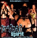 Tribal Spirit - Helm & Phil Thornton[CD]