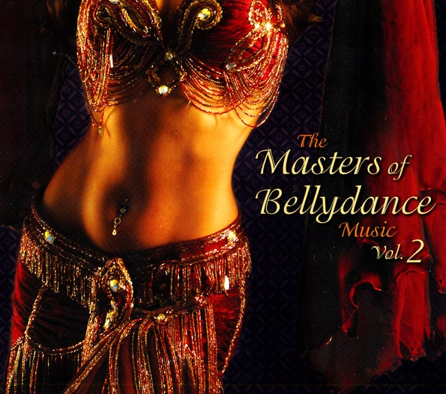 The Masters of Bellydance Music Vol.2の写真