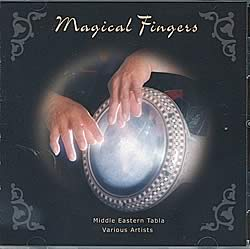 Magical Fingers: Middle Eastern Tablaの写真