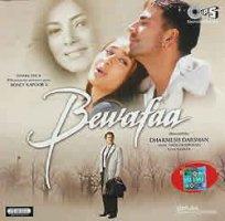 Bewafaa (MusicCD)