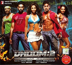 DHOOM2 (Music CD)(MCD-175)