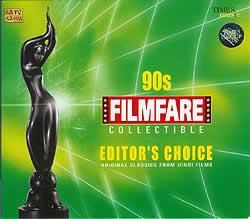FILMFARE COLLECTIBLE 90s Editor's Choiceの写真