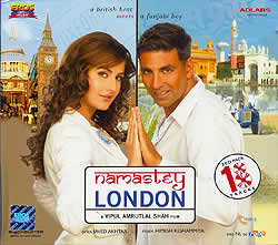 namastey LONDON (MusicCD)の写真
