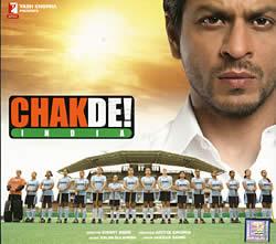 CHAK DE! INDIA [CD](MCD-201)