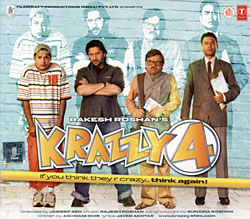 Krazzy 4 [CD]の写真