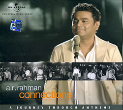 A.R. Rahman - Connections 通常版 [CD]の写真