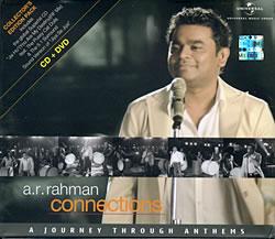 A.R. Rahman - Connections 限定版 [CD+DVD]の写真